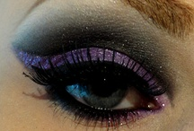 Eyes/Makeup / by Trish Windley