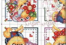 Brico idées Tissus, chiffons, bouts de laine et autres fils / Bricolage et idées avec les tissus (couture - patchwork), laine (tricot) Fils en tout genre. / by Marie Caprice