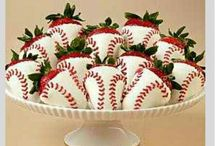 the other sports are just sports, baseball is a ♥. / by Heather Bolan