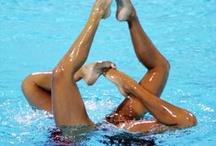 Synchronized swimming yo / by Carolyn Guddal
