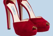 I love red shoes / by Tiffany Nichols