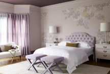 Bedroom Ideas / by Jessica Tomlinson