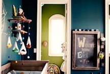 middle boy room / by Mosey Photography