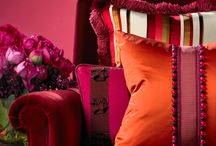 Hot Color Design Ideas / by Rebecca Robeson