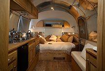 Campers --- VINTAGE & Remodels / by Judy Horner
