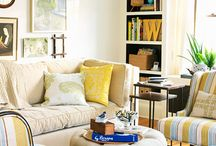 Living rooms / by Wanda Haynes Robison