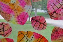 fall crafts / by candy McHale