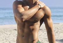 Sexy men<3 / by Aniston Kubiak