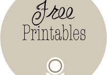 Printables / by Nicole Hall