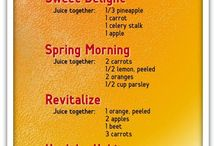 Juicing  / by Emily Moulton