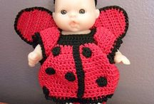 doll clothes / by Coralee Samida