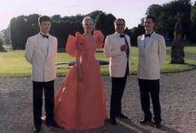 Dronning Margrethes kjoler / by Christine Hærra