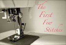 Sewing  / by Brooke Woolman