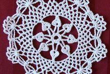 Crochet Doilies / Doilies / by wafaa ali