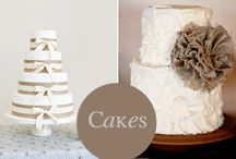 Wedding {cakes} / by Carolyn Briggs