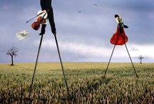 Surrealism-Inspiration / by Megan Noonan Photography