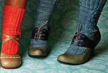 Sock Patterns (knit) / by Crochetville
