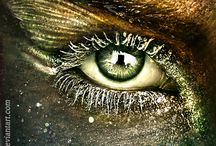 Eyes / It's all about the eyes / by Marie Nolan