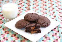 desserts/treats / by Natalie Cheney