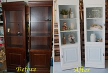 Furniture redo  / by Going Green