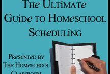 Homeschool / by Jamie Dotson