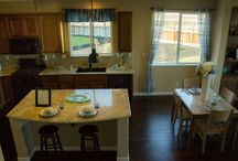 """Selling a """"New"""" House! / Show off the best features of your house -inside and out!  / by Serrano"""