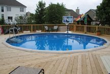 pool decks / by Dawn Morrison