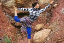 Five Element Yoga / by Jennifer Reis