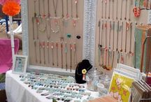 jewelry display / by Lynn Gorges