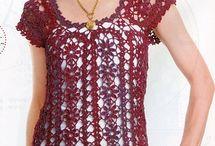 Wearable Crochet / by Joanne Hall