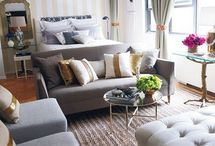Decorating Small Spaces / by The Simply Luxurious Life