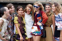 Fashion Week / by Sofia Beckdorf