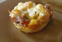 breakfast ideas / by Nancy McLaren Taylor