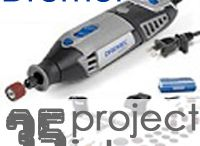 Dremel projects / What to do with the two Dremel tools I have in my craft cupboard :) / by Jenny Boylen