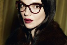 Stylish Spectacles / by Kitt Noir