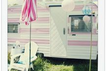 GLAMPING / by Michelle Crawford