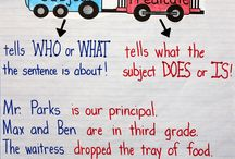 Anchor Charts / by Michelle Kernen