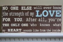 Mama says.... / by Ashley Gray