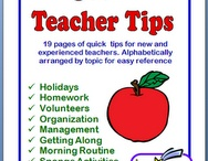 Ideas for Teaching / by Paula Miller