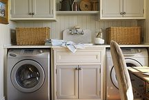 Lovely Laundry / Wonderful ideas for the laundry room. / by Michelle 'Russell' Forst