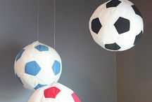 Soccer bedroom / by Melissa Falcone