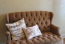 Furniture I like / by Carol Dahvid