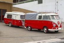 Caravans + Kombis / by Debi Slinger
