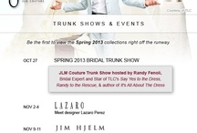 JLM Trunk Shows / by JLM Flagship