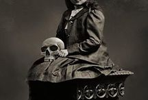 Skulls / by Simply Sabrina LLC