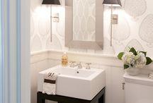 Bathrooms / by Erica Priestley
