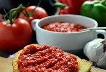 serbian food / mmmmm.... / by Vesna Vasiljevic
