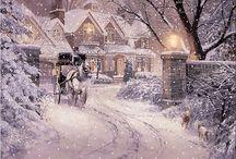 Let it Snow, Let it Snow,Let it Snow / by Victoria Feinhor