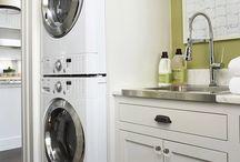 Laundry Room Love / by Deborah Stauffer