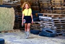 boots / by Helene Abiola